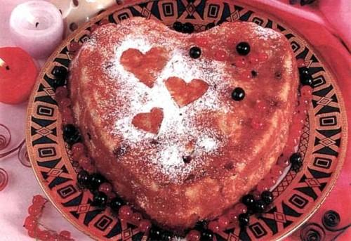 """Рецепт """"Песочный пирог со смородиной"""""""