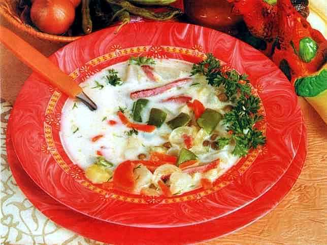 """Рецепт """"Луковый суп с говядиной"""""""