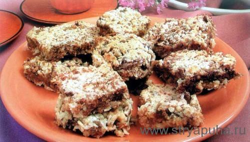 Печенье из крекеров