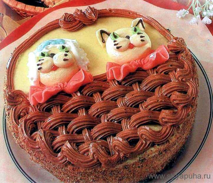 """Торт """"Согласие"""""""